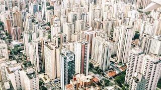 ARRIVING IN SÃO PAULO