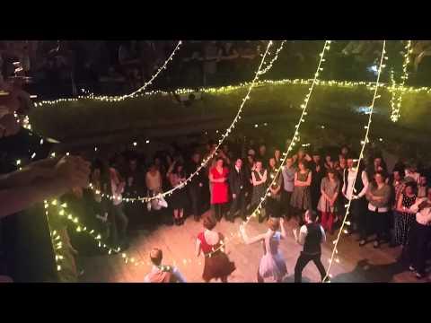 Swing dancing at Wilton Music Hall