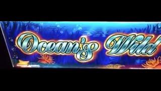 Oceans Wild Slot *4 SUNSET TRIGGER*