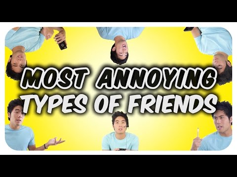 Thumbnail: Most Annoying Types of Friends!