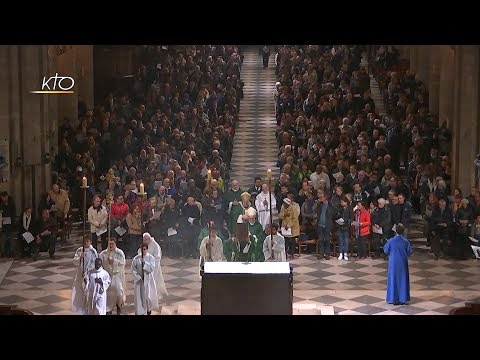 Messe du 12 novembre 2017