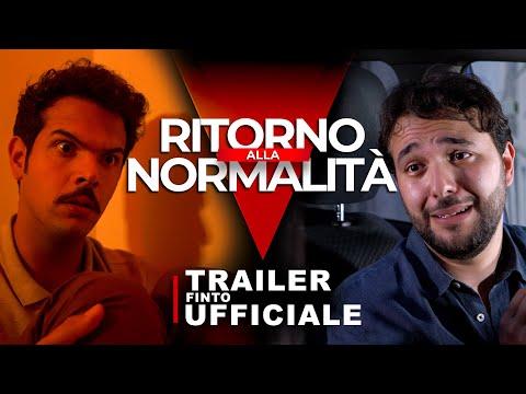 RITORNO ALLA NORMALITÀ - La zona bianca (Trailer Finto Ufficiale)