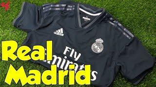 Jual Jersey-Baju Bola Klub Real Madrid Couple-Pasangan Hitam Away 2018-2019 18 19 1 Stel-Man-Ladies Cowok-Cewek grade ori GO