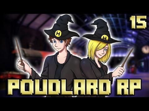 PoudlardRP #15 : PAS A SERPENTARD ... !