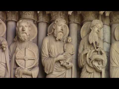 Chartres: The Town and the Cathedral, May 16, 2017