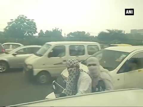 Thursday night- mother of all traffic jams in Delhi Gurgaon expressway - ANI News
