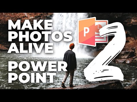 Make Your Photos 🔥COME TO LIFE 2 🔥 PowerPoint Tutorial