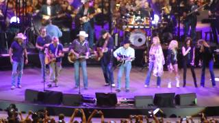 George Strait All My Ex s Live in Texas final concert - Arlington, Texas