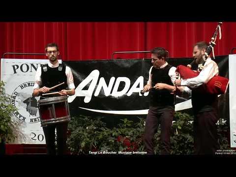 2018  Tangi LE BOUCHER   Caisse claire Open Musique bretonne  Pontivy 10 nov