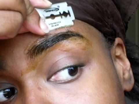 Eyebrow Arch Tutorial - YouTube
