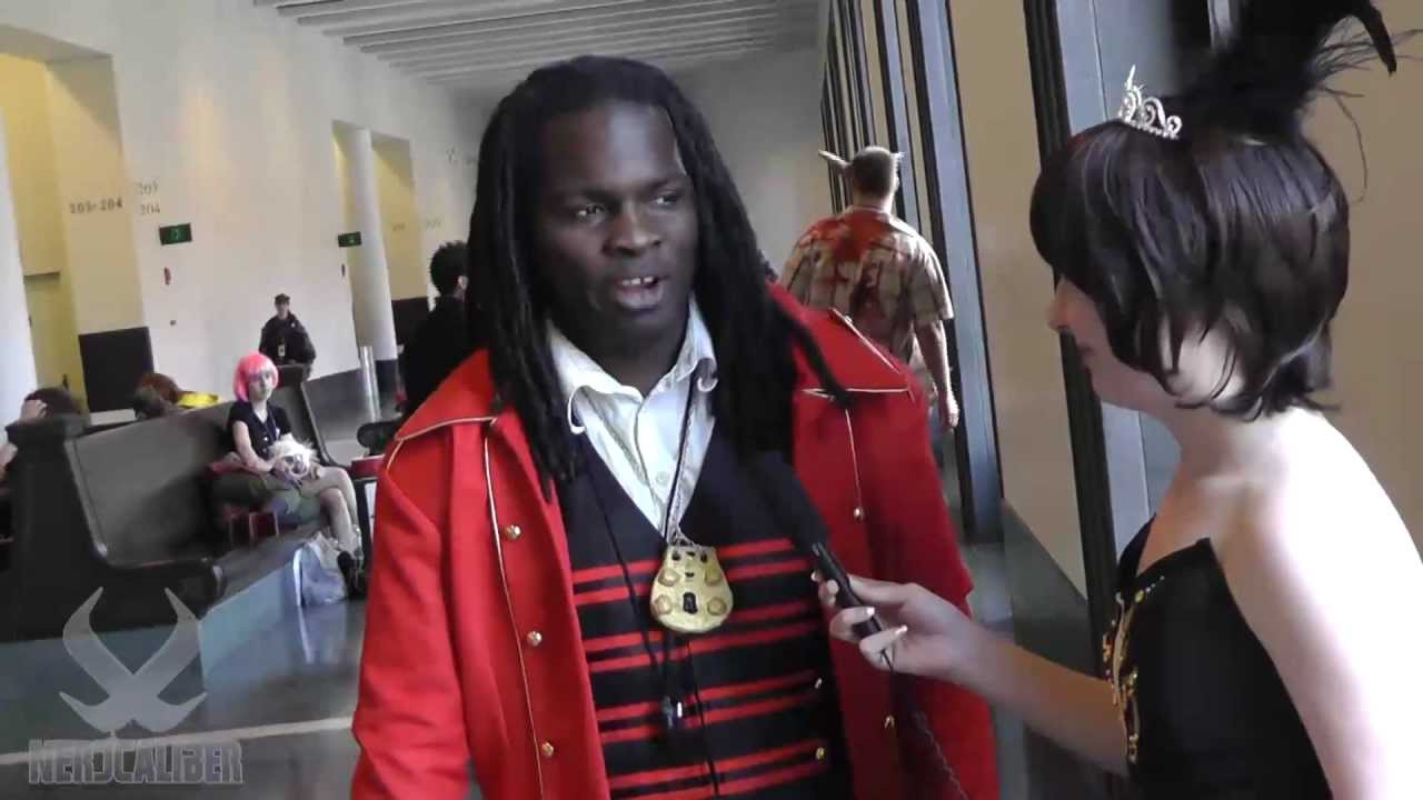 Captain Marvelous from Gokaiger Cosplay - YouTube