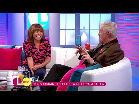 Would Chris Tarrant Ever Bring Back 'Millionaire'? | Lorraine