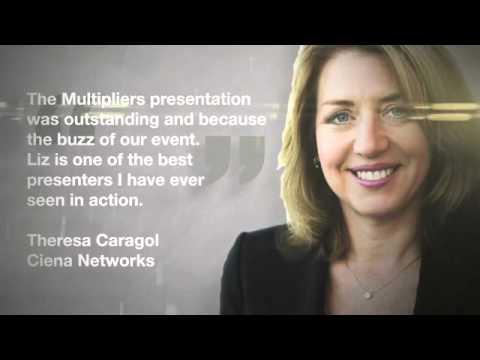 Liz Wiseman: Multipliers