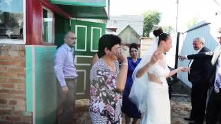 Измир и Анна. Лезгинка. Свадьба в г.Балашове. 06.09.2014