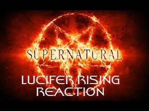 SUPERNATURAL  4X22 LUCIFER RISING REACTION