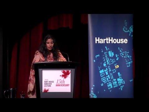 Hancock Lecture 2016