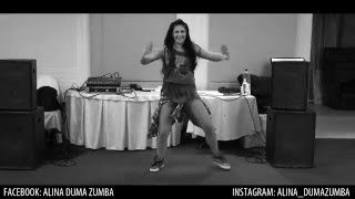 El Alfa feat. Chiquito Team Band - La Cadera & La Colita - by ALINA DUMA(Zumba Ⓡ Fitness Choreo)