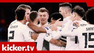 DFB-Team mit Traumauftakt -
