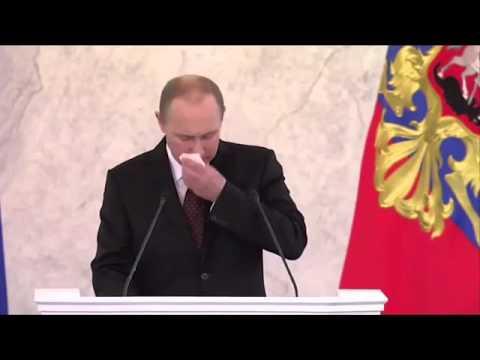 Príhovor Vladimíra Putina (paródia)