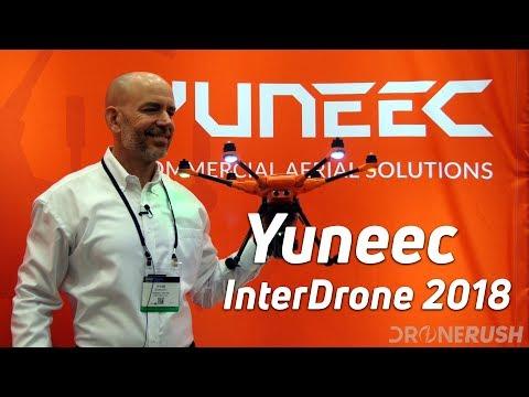 Yuneec at InterDrone 2018