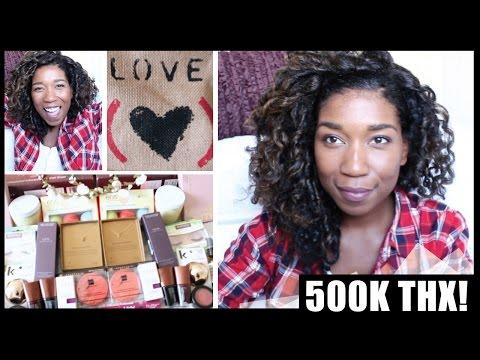500K THANKS + HUGE GIFT-AWAY | Naptural85