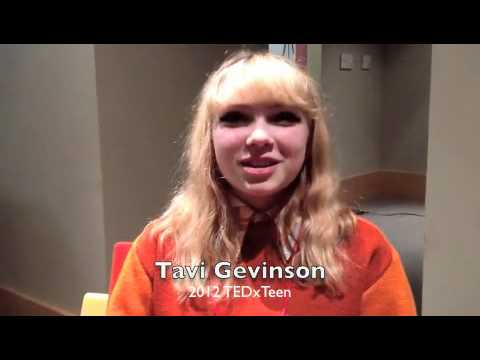 Tavi Gevinson