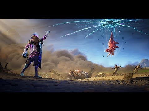 Fortnite Battle Royale | Junk Rift | Renegade Raider | PC | EU