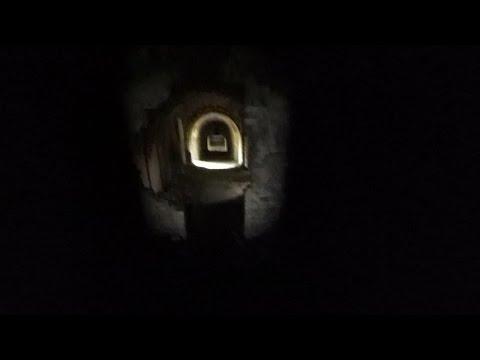 Заброшенные места Брестской крепости. Залез в казарму