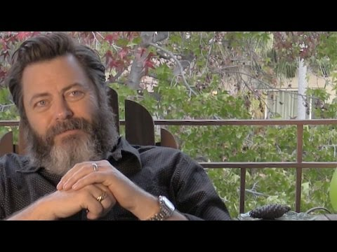 DP/30: The Founder, Nick Offerman (super-sized! no spoilers)