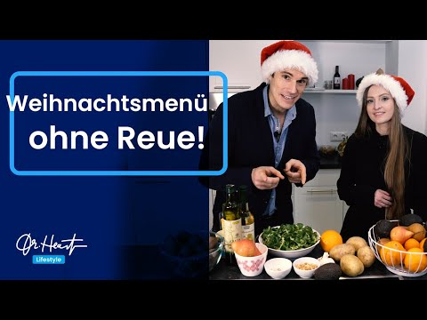 Weihnachtsmenü Lecker.3 Gänge Weihnachtsmenü Leicht Und Lecker Dr Heart Youtube