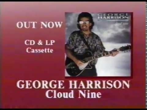 George Harrison Cloud Nine CD & LP And Cassette