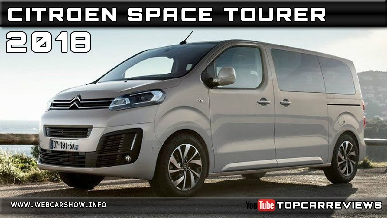 2018 citroen space tourer review rendered price specs release date youtube. Black Bedroom Furniture Sets. Home Design Ideas