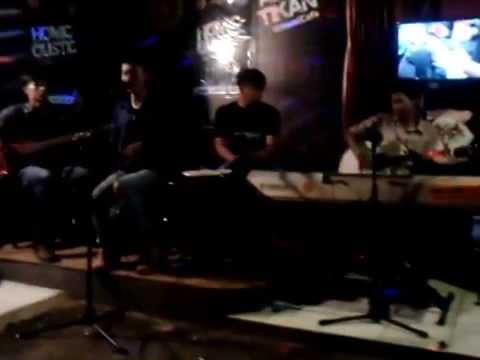 Jamming Up - Pergi Darimu (Live)