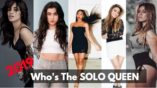 Fifth Harmony 2019 SOLO Careers RANKED   Who's BETTER??