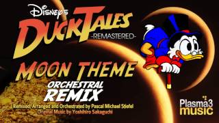 Repeat youtube video DuckTales Remastered - Moon Theme Remix (Orchestra Fan Remix by Plasma3Music)