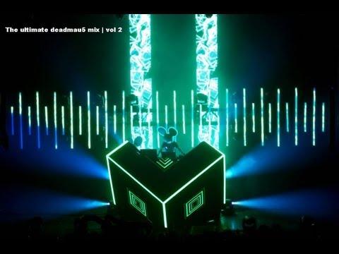 deadmau5 continuous mix 3 + Hours!  vol 2  Mixed  Adio