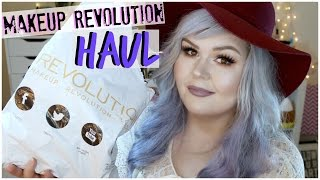 Makeup Revolution Tam Beauty Haul | New Products Oct 2016