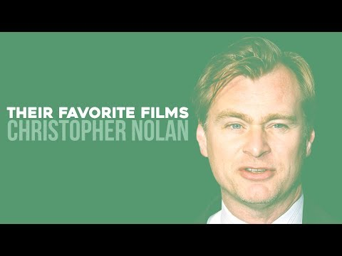 Christopher Nolan Reveals His 5 Favorite Films