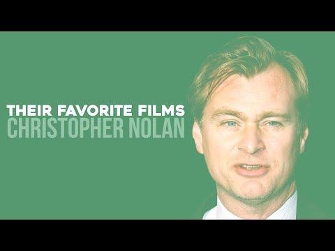Christopher Nolan Reveals His 5 Favorite Films