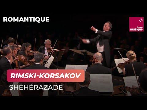 Rimski-Korsakov : Shéhérazade (Orchestre national de France / Emmanuel Krivine)