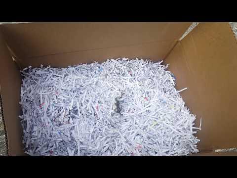 Burning Stuff 606: Stuffed Cardboard Box (Electronics Department Replenishment Product)