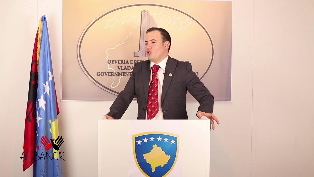 ICH BIN ALBANER - Ramush Haradinaj