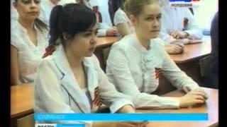 Саранск присоединился к всероссийской акции «Урок Победы»
