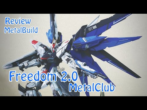 [PEDTOYS] Review MetalBuild Freedom 2.0 By.METAL CLUB