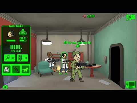 Fallout Shelter Survival Mode Ep. 70