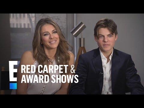 Elizabeth Hurley's Son Has a Big Crush on Who?!  E! Live from the Red Carpet