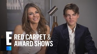 Elizabeth Hurley's Son Has a Big Crush on Who?! | E! Red Carpet & Award Shows