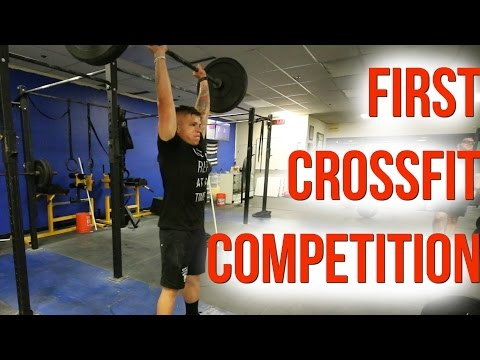 My FIRST CrossFit Competition! (A Humbling Workout)
