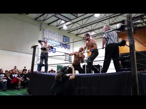 Jeremy Joseph/Roy Dragneel vs Kevin Cannon/Jacob  Creed