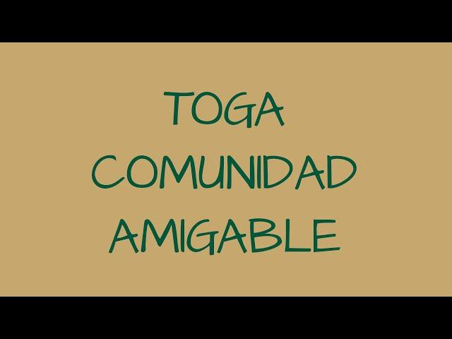 Imágenes de Toga